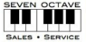 Seven Octave Piano Logo